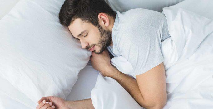 gemakkelijke oplossing voor slaapproblemen